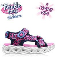 Sandale Skechers Savvy Light Up Child de fete