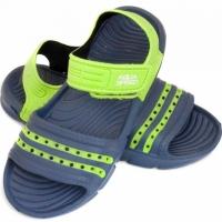 Slapi Pool For Aqua-speed Noli bleumarin verde Col 48 pentru Copii