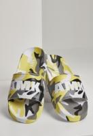 Soldier AMK Slides galben-camuflaj Merchcode