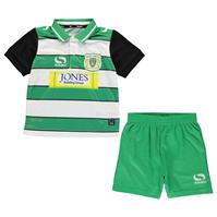 Sondico Yeovil Town Home Kit de baieti Junior