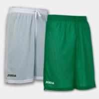 Sort baschet Joma cu doua fete Rookie verde-alb