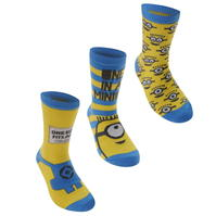 Sosete Character Despicable Me Crew Childs