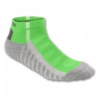 Sosete Joma glezna verde Fluor-gri cu dungi
