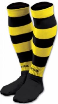 Sosete Joma imprimeu zebra 105 galben-negru Package 5