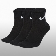 Sosete Nike U Nk Everyday Ltwt Ankle 3pr Unisex adulti