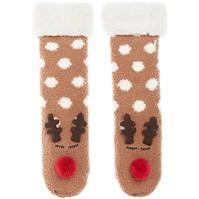 Soseta Therapy Reindeer spot slippler