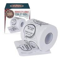 The Spirit Of Christmas Joke Toilet Roll 74