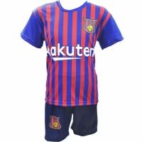 Set Sport replica Messi Barcelona 2018/19 visiniu copii