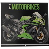 Sq.Calendar 2017 Motorbikes Square Calendar