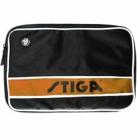 Stiga Style Double Maxi Racket negru-portocaliu 884803