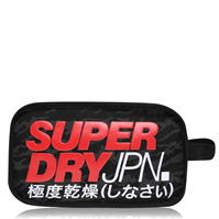 Superdry Camo Washbag