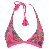 ONeill Paisley Halter Bikini Top pentru Femei