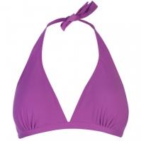 Slazenger Halter Neck Bikini Top pentru Femei