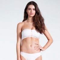 SoulCal Bandeau Bikini Top pentru Femei