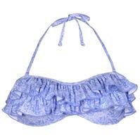 SoulCal Pleated Bikini Top pentru Femei