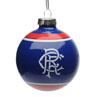 Team Glass Ornament