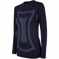 Thermoactive Shirt Outhorn bleumarin inchis HOZ19 BIDB601G 30S femei