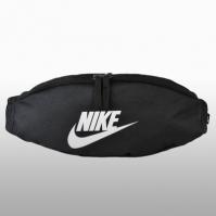 Borseta neagra Nike Heritage Hip Pack  BA5750-010 Unisex adulti