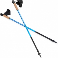 Trekking Sticks Spokey Cube II NW BL albastru 924980 barbati