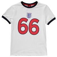 Tricouri England 154 Football Junior