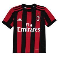 Tricou Acasa adidas AC Milan 2017 2018 Junior