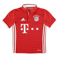Tricou Acasa adidas Bayern Munich 2016 2017 Junior