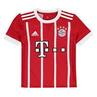 Tricou Acasa adidas Bayern Munich 2017 2018 Junior