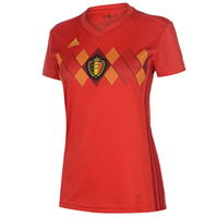 Tricou Acasa adidas Belgium 2018 pentru Femei