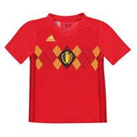 Tricou Acasa adidas Belgium 2018 Junior