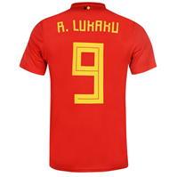 Tricou Acasa adidas Belgium Lukaku 2018