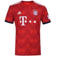 Tricou Acasa adidas FC Bayern Munich 2018/19 pentru Barbati