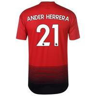 Tricou Acasa adidas Manchester United Ander Herrera 2018 2019
