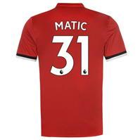Tricou Acasa adidas Manchester United Matic 2017 2018