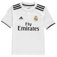 Tricou Acasa adidas Real Madrid 2018 2019 Junior