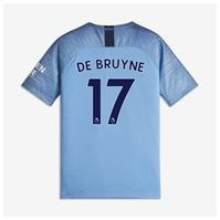 Tricou Acasa Nike Manchester City Kevin De Bruyne 2018 2019 Junior