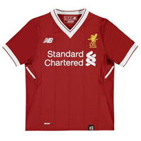 Tricou Acasa New Balance Liverpool 2017 2018 Junior