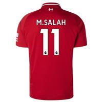 Tricou Acasa New Balance Liverpool Mohamed Salah 2018 2019