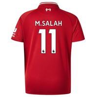 Tricou Acasa New Balance Liverpool Mohamed Salah 2018 2019 Junior