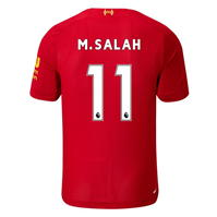 Tricou Acasa New Balance Liverpool Mohamed Salah 2019 2020 Junior
