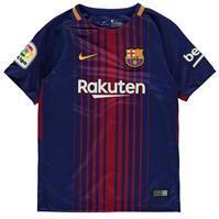 Tricou Acasa Nike Barcelona 2017 2018 Juniors