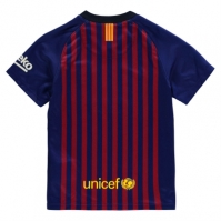 Tricou Acasa Nike Barcelona 2018 2019 Junior