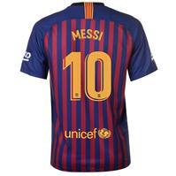 Tricou Acasa Nike Barcelona Lionel Messi 2018 2019