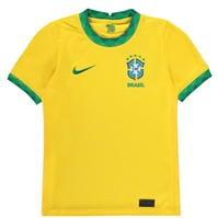 Tricou Acasa Nike Brazil 2020 Junior