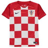 Tricou Acasa Nike Croatia 2018 Junior
