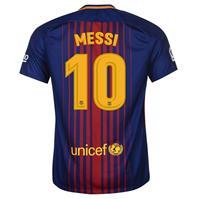 Tricou Acasa Nike FC Barcelona Messi 2017 2018
