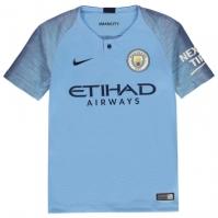Tricou Acasa Nike Manchester City 2018 2019 Junior