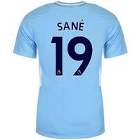 Tricou Acasa Nike Manchester City Sane 2017 2018