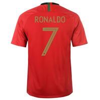 Tricou Acasa Nike Portugal Cristiano Ronaldo 2018