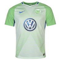 Tricou Acasa Nike VFL Wolfsburg 2017 2018