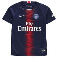 Tricou Acasa Nike Paris Saint Germain 2018 2019 Junior